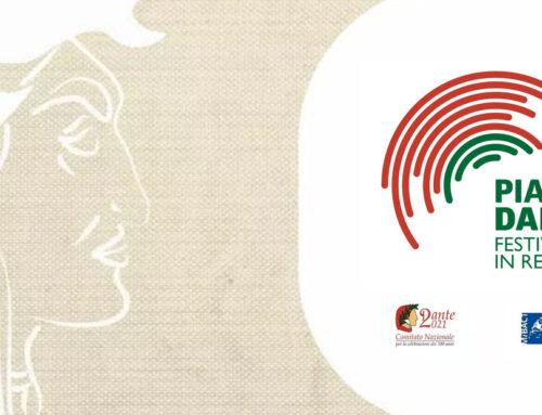 """PIAZZA DANTE #festivalinrete – Poietika è, in rappresentanza del Molise, tra i 41 Festival del progetto """"Piazza Dante"""""""