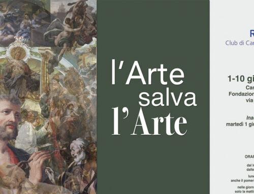 """Mostra collettiva """"L'arte salva l'Arte"""""""