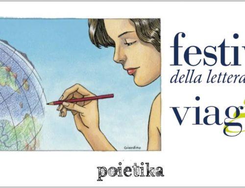 Poietika 2021, la presentazione al Festival della Letteratura di Viaggio di Roma